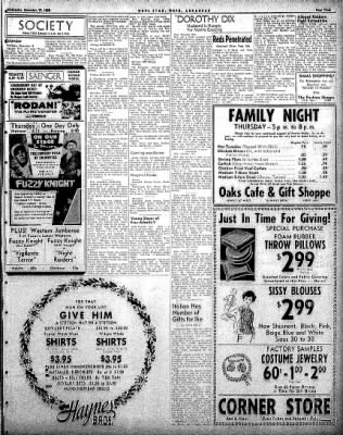 Hope Star from Hope, Arkansas on December 17, 1958 · Page 3