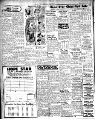 Hope Star from Hope, Arkansas on January 17, 1959 · Page 4