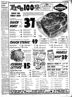 Alton Evening Telegraph from Alton, Illinois on August 1, 1963 · Page 29
