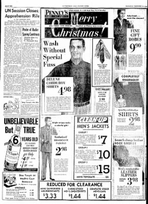 The Courier News from Blytheville, Arkansas on December 10, 1953 · Page 10