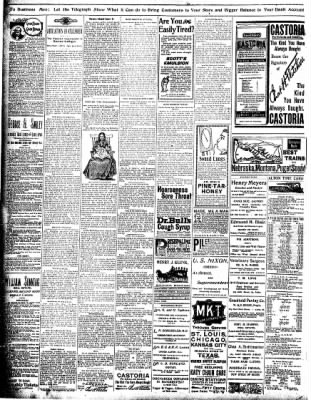 Alton Evening Telegraph from Alton, Illinois on November 21, 1898 · Page 4