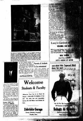 Fayette County Leader from Fayette, Iowa on September 13, 1961 · Page 21