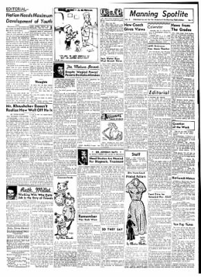 Carrol Daily Times Herald from Carroll, Iowa on September 30, 1959 · Page 3