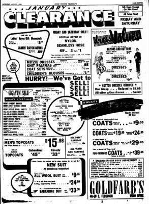 Alton Evening Telegraph from Alton, Illinois on January 5, 1950 · Page 11