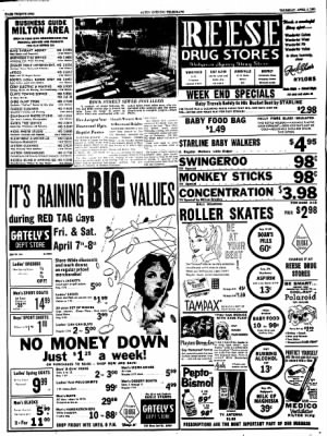 Alton Evening Telegraph from Alton, Illinois on April 6, 1961 · Page 21