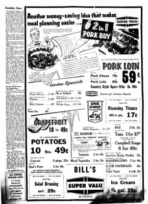 Fayette County Leader from Fayette, Iowa on March 8, 1962 · Page 3