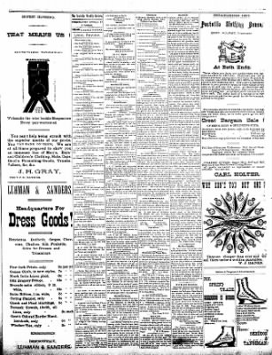 The Postville Review from Postville, Iowa on June 18, 1892 · Page 3