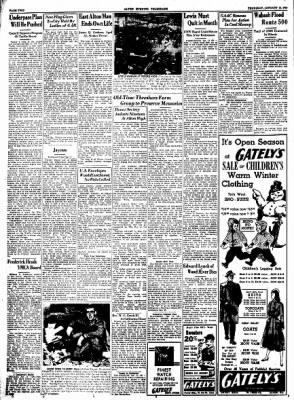 Alton Evening Telegraph from Alton, Illinois on January 12, 1950 · Page 2