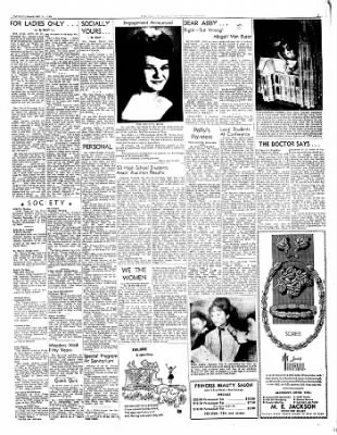 Mt. Vernon Register-News from Mt Vernon, Illinois on December 9, 1963 · Page 7