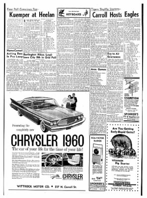 Carrol Daily Times Herald from Carroll, Iowa on October 15, 1959 · Page 2
