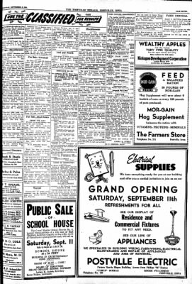 Postville Herald from Postville, Iowa on September 8, 1948 · Page 7