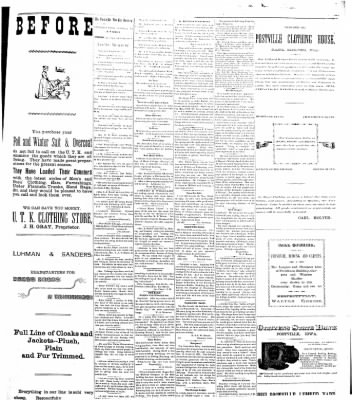 The Postville Review from Postville, Iowa on October 29, 1892 · Page 3