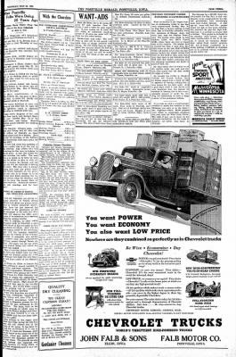Postville Herald from Postville, Iowa on May 28, 1936 · Page 3