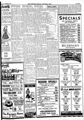 Postville Herald from Postville, Iowa on October 27, 1948 · Page 5