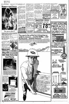 Arizona Republic from Phoenix, Arizona on November 3, 1969 · Page 46