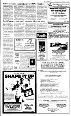 The Baytown Sun from Baytown, Texas on August 19, 1987 · Page 5