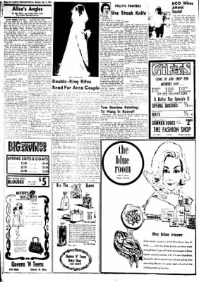 Clovis News-Journal from Clovis, New Mexico on May 2, 1965 · Page 27