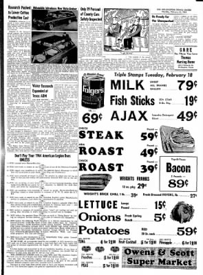 The Wellington Leader from Wellington, Texas on February 13, 1964 · Page 9