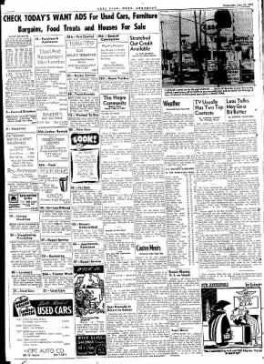Hope Star from Hope, Arkansas on June 14, 1961 · Page 6