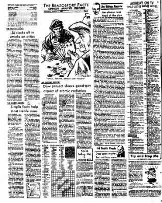 The Brazosport Facts from Freeport, Texas on March 2, 1964 · Page 2
