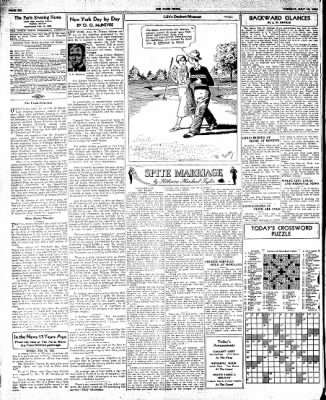 The Paris News from Paris, Texas on July 10, 1934 · Page 6