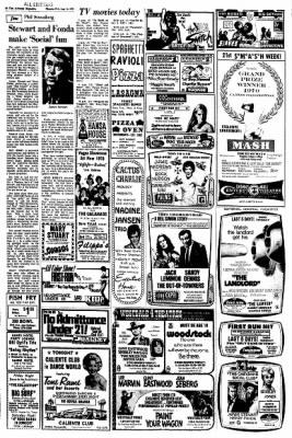 Arizona Republic from Phoenix, Arizona on August 14, 1970 · Page 99