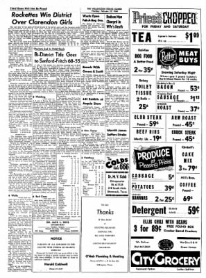 The Wellington Leader from Wellington, Texas on February 27, 1964 · Page 12