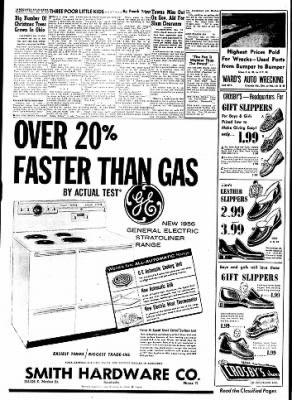 The Sandusky Register from Sandusky, Ohio on December 15, 1955 · Page 16