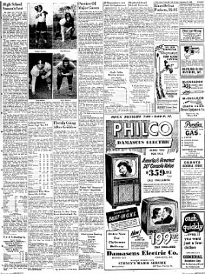 The News from Frederick, Maryland on November 23, 1951 · Page 9