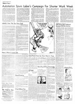 The Baytown Sun from Baytown, Texas on March 22, 1956 · Page 28