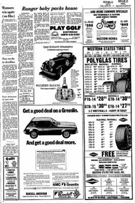 Arizona Republic from Phoenix, Arizona on June 29, 1973 · Page 124