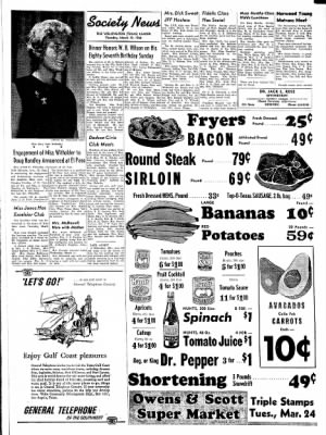 The Wellington Leader from Wellington, Texas on March 19, 1964 · Page 3