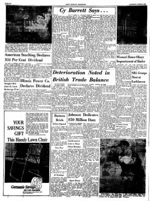 Alton Evening Telegraph from Alton, Illinois on June 29, 1968 · Page 14