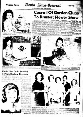 Clovis News-Journal from Clovis, New Mexico on May 9, 1965 · Page 15