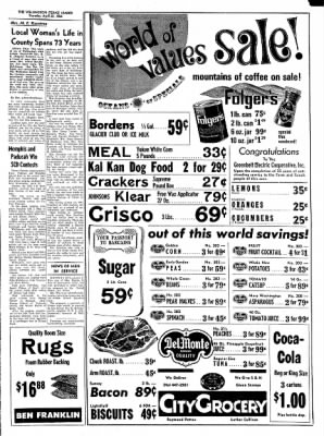 The Wellington Leader from Wellington, Texas on April 23, 1964 · Page 3