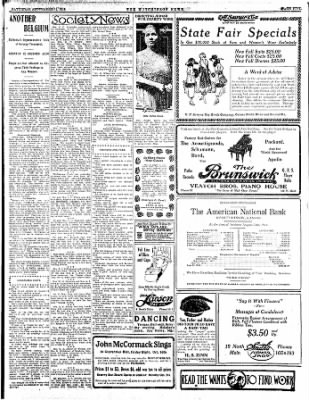 The Hutchinson News from Hutchinson, Kansas on September 14, 1918 · Page 5