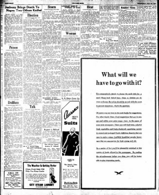 The Paris News from Paris, Texas on July 25, 1934 · Page 8