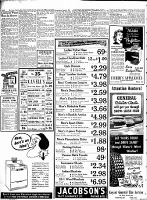 The News from Frederick, Maryland on November 30, 1951 · Page 11