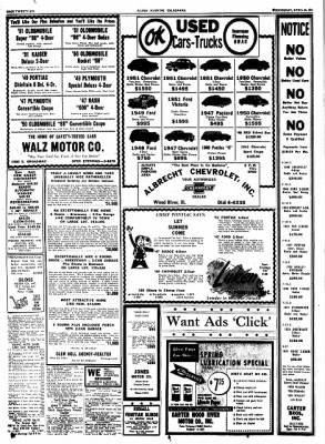 Alton Evening Telegraph from Alton, Illinois on April 22, 1953 · Page 25