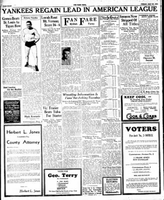 The Paris News from Paris, Texas on July 27, 1934 · Page 8