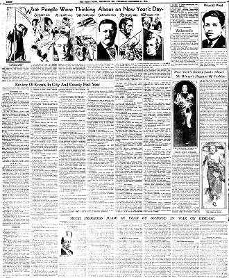 The News from Frederick, Maryland on December 31, 1931 · Page 8