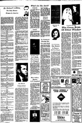 The News from Frederick, Maryland on June 8, 1970 · Page 8