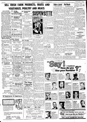 Hope Star from Hope, Arkansas on July 11, 1961 · Page 4