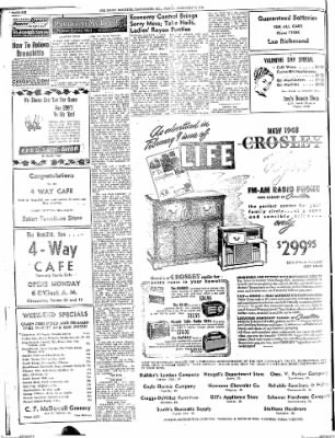 The Daily Register from Harrisburg, Illinois on February 6, 1948 · Page 6
