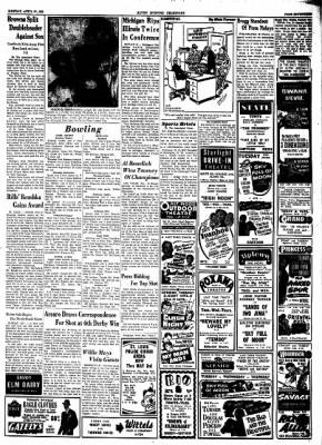 Alton Evening Telegraph from Alton, Illinois on April 27, 1953 · Page 17
