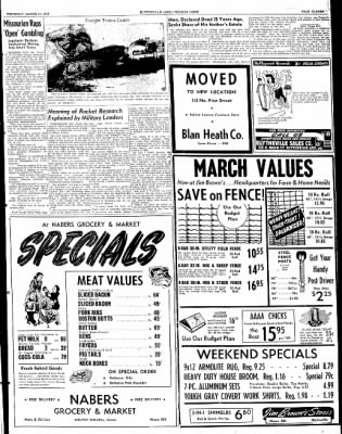 The Courier News from Blytheville, Arkansas on March 17, 1949 · Page 11