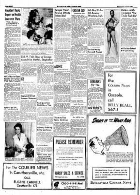 The Courier News from Blytheville, Arkansas on July 10, 1954 · Page 4