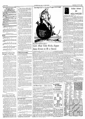 The Courier News from Blytheville, Arkansas on July 24, 1954 · Page 4