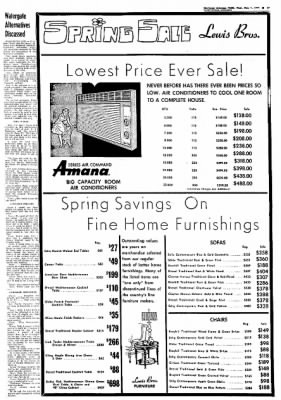Northwest Arkansas Times from Fayetteville, Arkansas on May 1, 1974 · Page 26