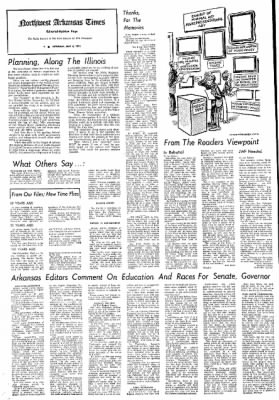 Northwest Arkansas Times from Fayetteville, Arkansas on May 4, 1974 · Page 4